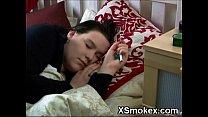 Fat Booty Smoking Teen Hot Fucking [흡연 Smoking]