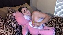 Anastasia Rose humps till orgasm