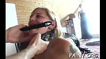 Extraordinary humiliation with bent over doxy who gets punished pornhub video