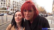 Mya and Carole aiment les partouzes et la sodomie Image