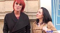 Mya and Carole aiment les partouzes et la sodomie Preview