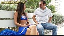 [porn4 com] Cheerleader gets pregnant from stranger thumbnail