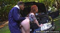 Brazzers - (Ella Hughes, Chris Diamond) - Shy Redheads Want Anal
