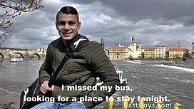 PRAGUE HANDJOB...