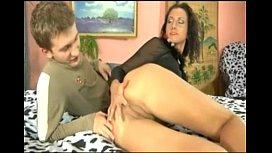 Mature anal fuck
