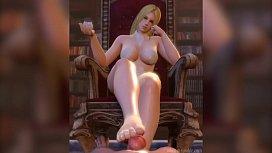 FapZone // Helena Douglas (Dead Or Alive 5) R2