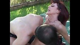 Beim Picknick endlich die...