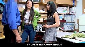 ShopLyfter - Slutty Twin Sisters...