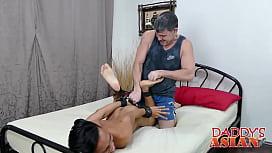 Butt munching Asian twink...