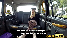 Fake Taxi Hot blonde...