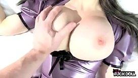 Fucking silicone sex dolls...