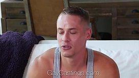 GayCastings Aston Springs fucked...