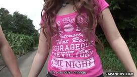 Asian slut got fucked in the field in the outdoors www.incest.wtf