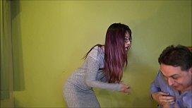 Ballbusting: Mistress Asia Perez...