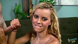 Jessie Rogers Handjob Facial...