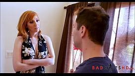 Hot MILF Redhead Big...