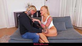 Karups - Tatted up Cougar...