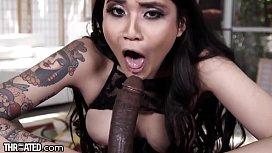 Throated Brenna Sparks Big...