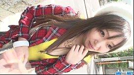 Beautiful Haruka Oosawa gets...