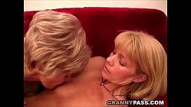 Granny Lesbians Pleases Each...