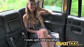 Fake Taxi Welsh MILF...