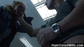 HumiliatedMilfs - Slutty milf sucks...