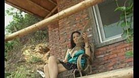 เบื้องหลังถ่ายแบบเปลือยกานย น้องหวานสาวเวียดนาม หีหวยงามมาก