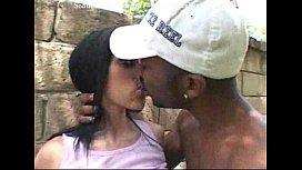 Hot black latina girl...