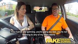 Fake Driving School Advanced...