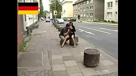 German Teen fucks in...