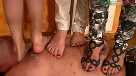 The Plumber- Multi Barefoot...