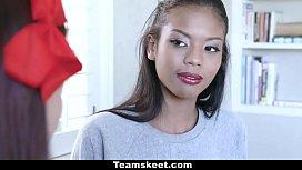 TeamSkeet - Hot Ebony Teens...