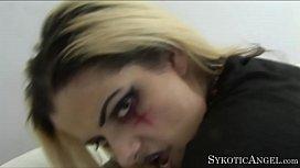 Sykotic Angel Slutty Blonde...