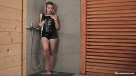 Anna Tatu - Wet Shirt...