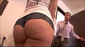 Alexis Texa's ass...