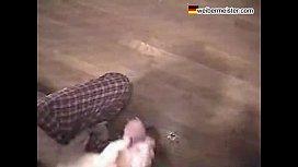 German Cum Frenzy nipslip...