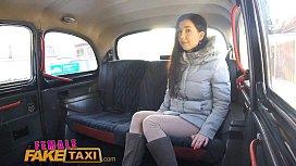 Female Fake Taxi Pretty...
