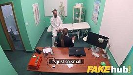 Fake Hospital Sexy Czech...