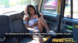 Fake Taxi Ebony horny...