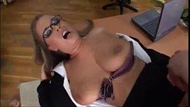 Big Tits Double Penetration...