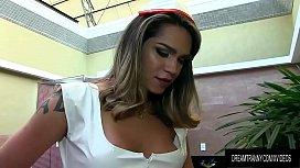 Shemale Amanda Fialho The...