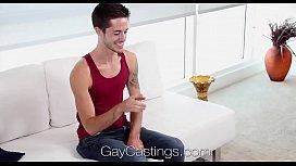GayCastings Newbie Bryce Acton...