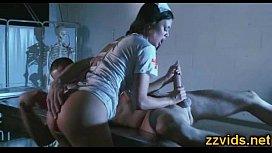Horny nurse Jasmine Jae...