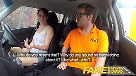 Fake Driving School Cheating...