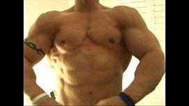 Big Muscle Webcam Guy...