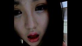 Hot Korean Babe webcam with Big Boobs