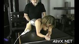 Hot females in avid xxx scenes of raw bondage extreme