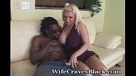 Yummy Wifey Goes Black...