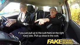 Fake Driving School Naughty...