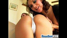 Sperm Swap Two hot...